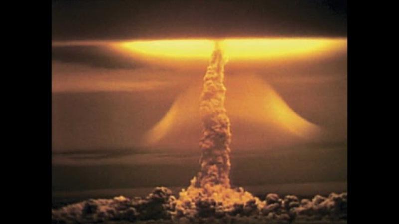 Мощность царь-бомбы над Новой Землей была в 2 раза выше. Сергей Салль и Валерий Чу...