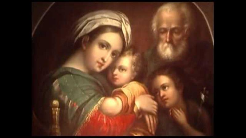 Трех Радостей икона Божией Матери: история чудотворного образа