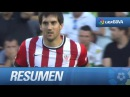 Resumen de Elche CF (2-3) Athletic Club