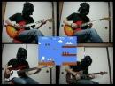 多重録音 ギターでマリオメドレー Super Mario Multitrack