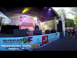 A Dessa – Этой ночью я не очень караочен концерт телеканала «Russian Musicbox» 22 августа 2015