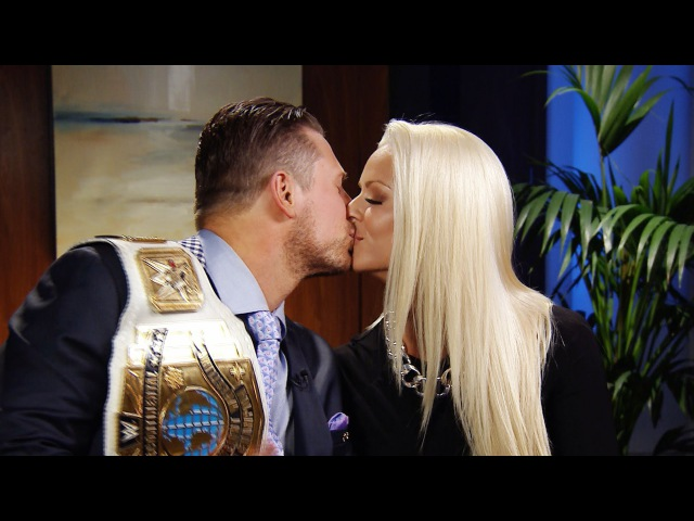 The Miz and Maryse on their new career paths and their plans to start a family: April 20, 2016
