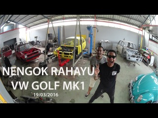 Gofar Hilman   Nengok Rahayu (VW Golf MK1) 19/03/2016