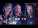 ϟ Thorin|Frerin|Dís - Hey Brother