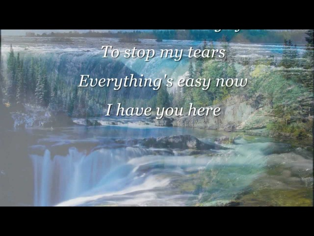 WESTLIFE _ When You Tell Me That You Love Me . lyrics