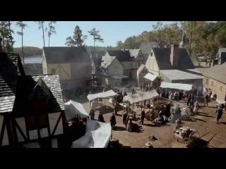 Салем 1,2 сезон (2014-2015) Salem Русский трейлер сезона HD
