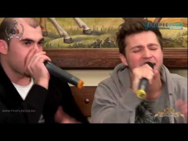 Best Beatbox Duet in the World! Vakhtang Андрей Grizz-lee (Freestyle)
