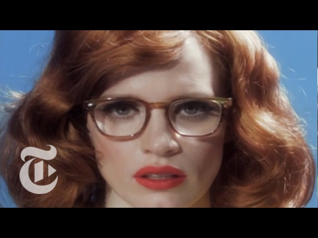 Jessica Chastain | Touch of Evil | The New York Times