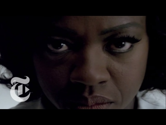 Viola Davis Touch of Evil The New York Times