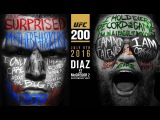 UFC 200 Nate Diaz vs Conor McGregor 2 Promo III