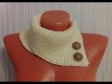 ВЯЗАНИЕ СПИЦАМИ САМЫЙ ПРОСТОЙ СПОСОБ(ЖЕНСКАЯ МАНИШКА) для только начинающих!Knitting