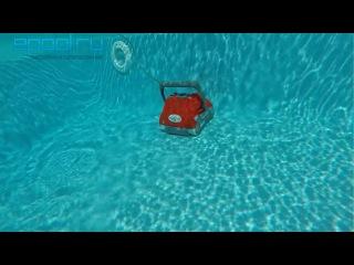 Подводные роботы пылесосы для бассейнов | Видео обзор
