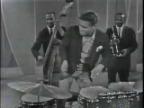 Sammy Davis Jr. on drums &amp vibes