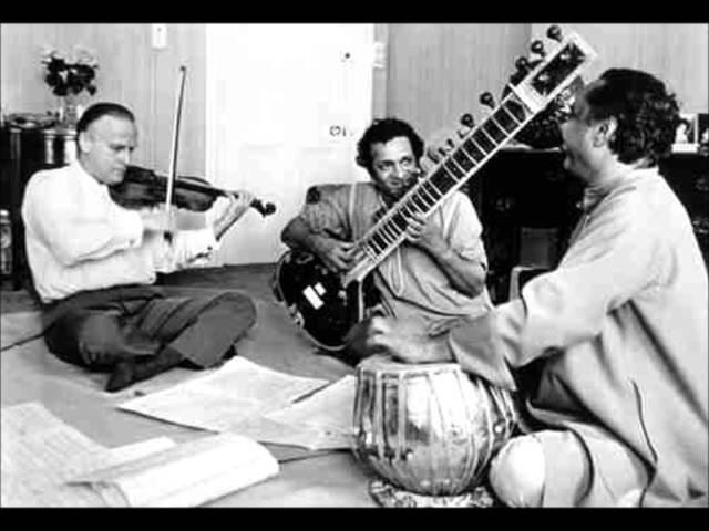 Ravi Shankar, Alla Rakha, Yahudi Menuhin ....