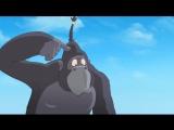 Три богатыря на дальних берегах - Смертельный бой (мультфильм)
