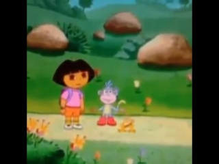 Где же Жулик  - Where is swiper fox (Dora the explorer) [Vine]
