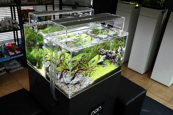 Светильники для аквариумов своими руками видео
