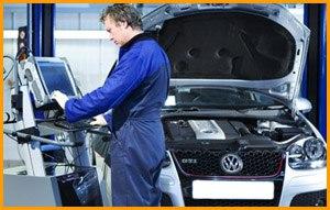 Обслуживание Volkswagen