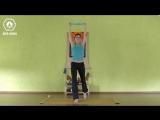 Укрепление мышечного корсета- мышц спины и живота. Наталия Комова