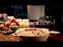 Яблочный крамбл от Гордона Рамзи