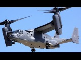 Боевой Самолет – Вертолет трансформер Bell V-22 Osprey