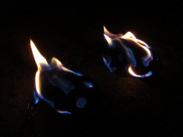 Little Flames (дуэт Аннет и Алекс)
