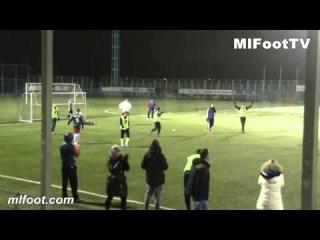 Стрела - Сухарево 2016 Чемпионат МЛФ 8х8