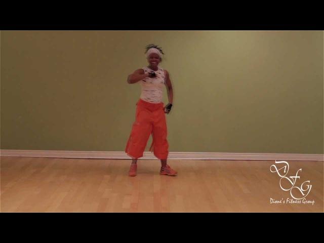 Zumba Choreography - Dione Mason Canada - U Can't Touch This - MC Hammer - Hip Hop