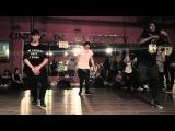 Choreography by CJ Salvador (Ho99o9 - Bone Collector)