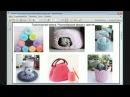 Весенние текстильные украшения вебинар и мастер-класс Ники Ганиной.