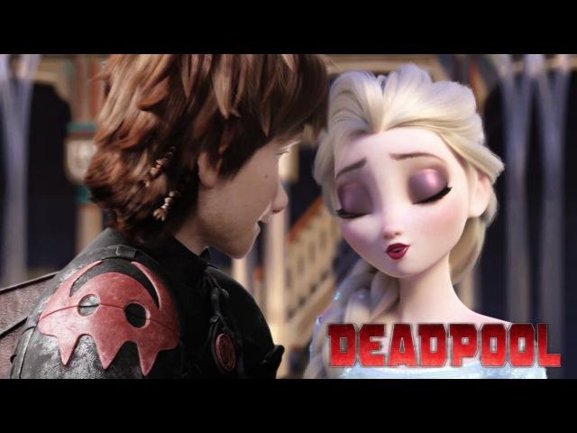 DEADPOOL - Love Story [Non/Disney]