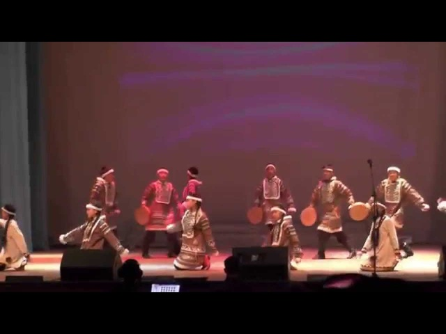 Танец северных народов России dance North