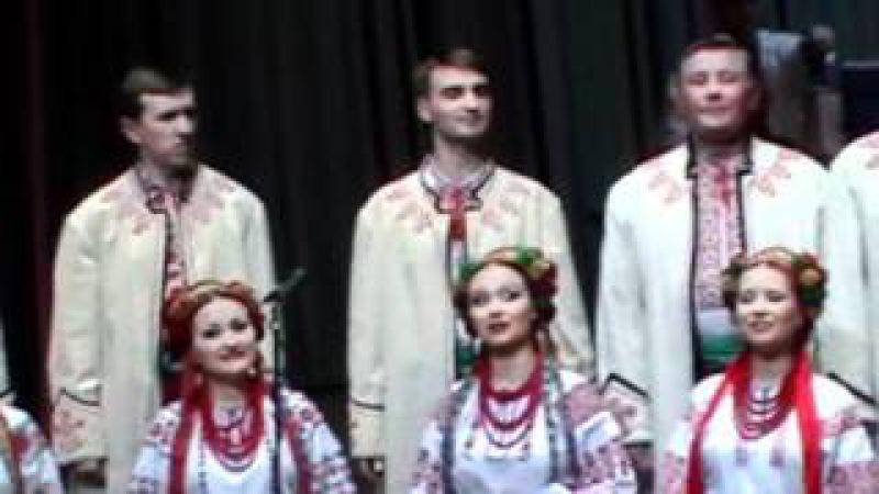Хор ім. Верьовки - Щедрик