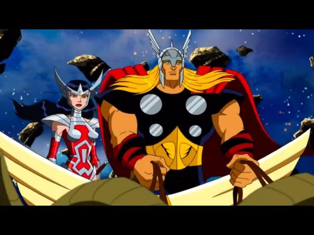 Мстители: Величайшие герои Земли - Баллада О Бета Рэй Билле - Сезон 2, Серия 8   Marvel