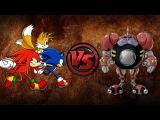 Team Sonic VS Dark Eggman