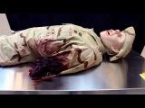 Умирающий солдат: новый медицинский тренажёр, достойный самого жуткого фильма ужасов