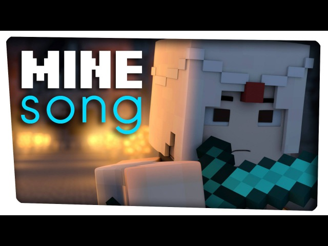 ♪ Mine Song - A Minecraft Parody of Rachel Platten's Fight Song ♪