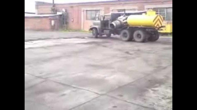 Турбина для обдува ВПП