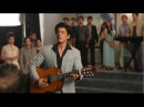 Shah Rukh Khans passionate acting during a shoot. Live Unedited shooting video. He is intense!