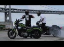 Breezy Excursion Harley Wheelies 2014 Summer Collection Ft. Straight Up SJ