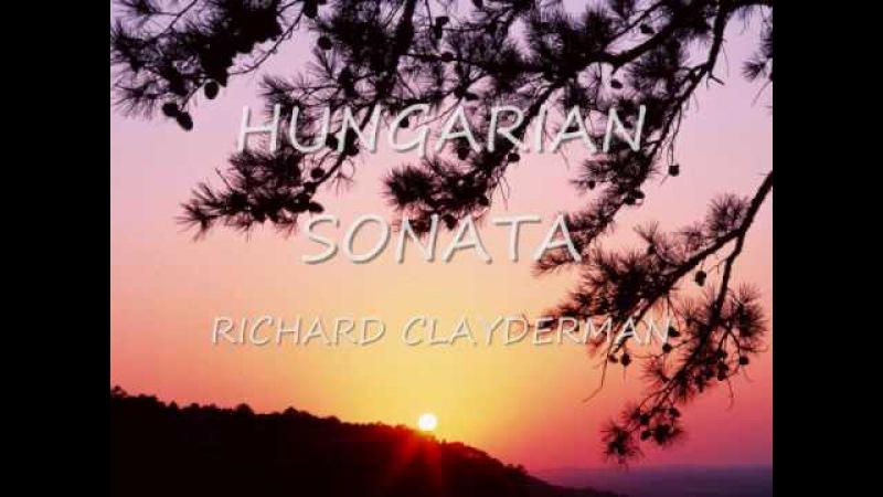 Richard Clayderman - Hungarian sonata