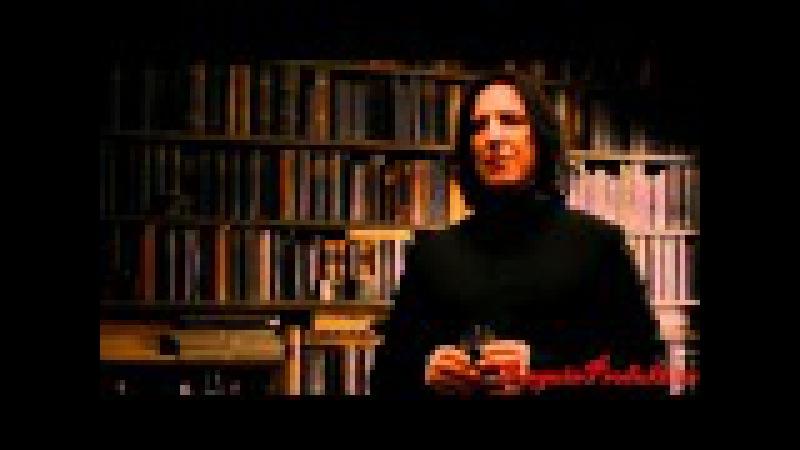 Snape/ Hermione: Felix qui potuit rerum cognoscere causas [A Fanfiction Trailer]