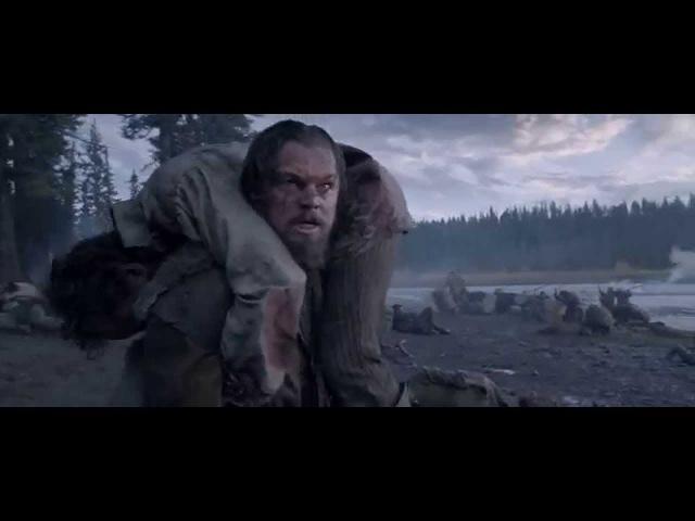 Выживший - Русский трейлер (2015)