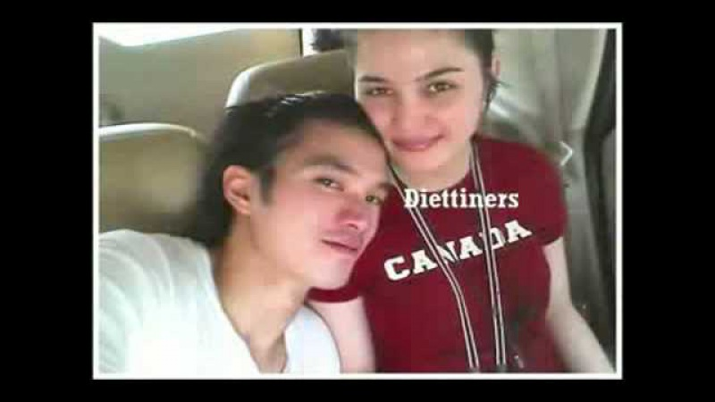 Sweet couple - Kristine Diether