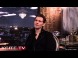 The Originals on Set: Joseph Morgan Season 3 Interview - Klaus