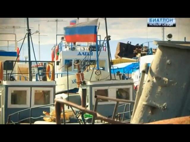 Язь против еды - Байкал. Омуль Байкальский