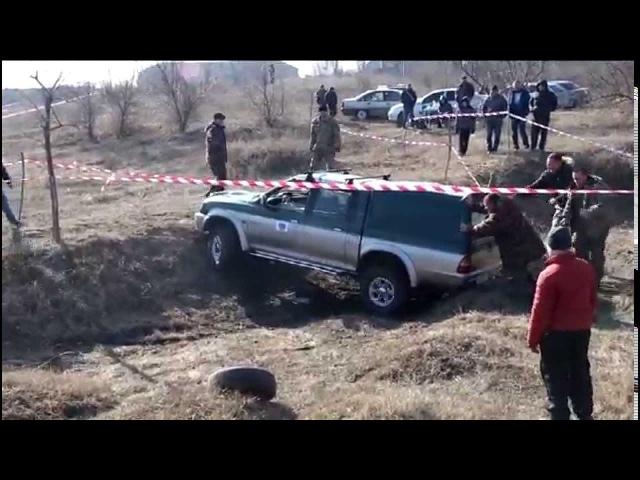 Джип-триал. Магдалиновка 21.02.2015