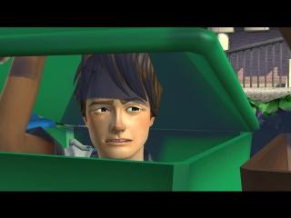 Назад в будущее game - 4 Эпизод 5 часть, Марти долбан