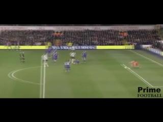Голы матча Тоттенхэм - Челси (5-3)  20 тур АПЛ 2014-15
