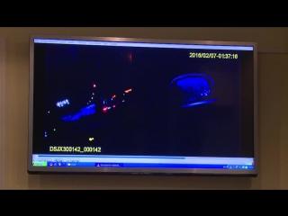 Кровавая погоня за бешеным BMW. Полная версия видео. Регистратор полицейского. Киев погоня за БМВ